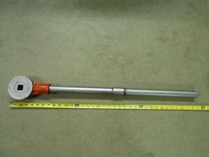 Ridgid D223 Pipe Threader Ratchet 1 Square Drive 2 1 2 To 4 Pipe