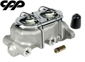 Cpp Aluminum 1 1 8 Bore Master Cylinder Manual Power Brakes Left Hand Ports
