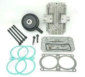 Vt015002ag Head And Valve Plate Replacement Kit For Campbell Older Vt Pumps