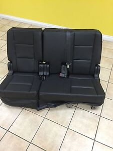 2015 2016 2017 Ford Explorer Xlt 2nd Row Seats Police Interceptor Never Used