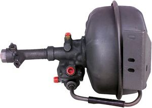 Power Brake Booster Hydro Vac Cardone 51 8024 Reman Fits 80 83 Ford F700
