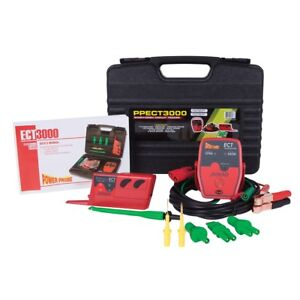 Power Probe Ect3000 Short Finder Open Circuit Tracer Kit Brand New Release
