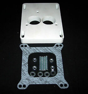 Chevy Tbi Fuel Injection To 4 Barrel Manifold Adapter 5 7 350 Holley Edelbrock