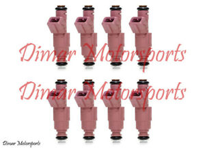 3 Year Warranty 24lb 24 Upgrade 4 Nozzle Genuine Bosch Fuel Injector Set Fits 2002 Ford F 150 King Ranch