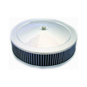 Rpc Air Cleaner Assembly R8022 Muscle Car Chrome Steel Round 14 000 3 000