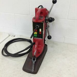 Milwaukee Electromagnetic Drill Press 4292 1 Used 72267