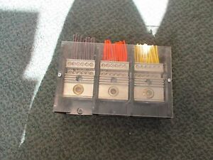 Square D Terminal Block N a Line 1 4 500 Mcm 3p 380a 600v Used