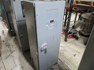Asco Automatic Transfer Switch J00300030600n10c 600a 480v 50 60hz Used