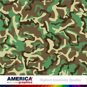 Us Marines Usa Camouflage Military Graphics Vehicle Decal Vinyl Film Wrap