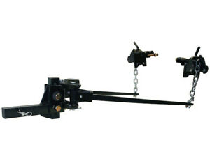 Buyers Products 5421012 Weight Distributing Hitch Trunnion Bar