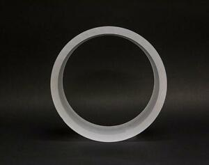 Hollow Glass Cylinder 12 Od 1 Thickness 3758