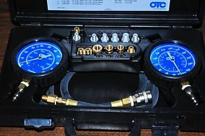 Otc 5610 Transmission And Engine Oil Pressure Tester Kit