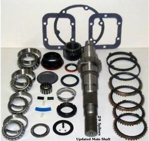 Dodge Nv4500 Transmission Master Rebuild Kit 2wd