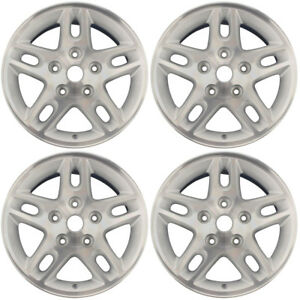 Set Of 4 Reconditioned 16 Alloy Wheels Rims For 1999 2004 Jeep Grand Cherokee
