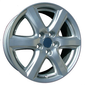 17 New Alloy Wheel Rim For 2007 2008 2009 2010 Toyota Camry