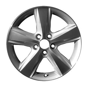17 New Alloy Wheel Rim For 2010 2011 Toyota Camry Machined And Silver 560 69566