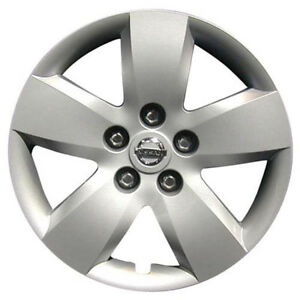 16 2007 2008 Nissan Altima Hubcap Hub Cap Wheel Cover