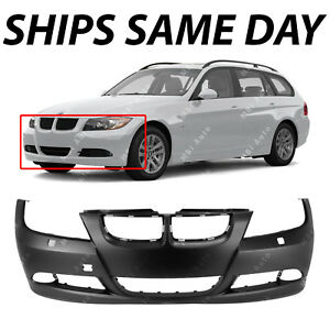 New Primered Front Bumper Cover For 2006 2007 2008 Bmw 325 330 328 335 3 Series