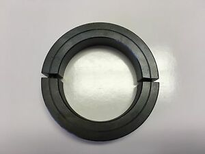 1pc 3 1 2 Inch Double Split Shaft Stop Collar Black Oxide Finish 2sc 350
