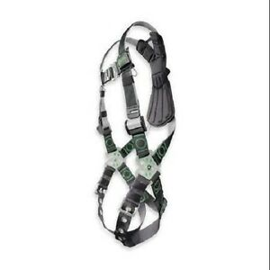 Miller Rkn qc Harness With Kevlar Nomex Webbing And Quick Connect