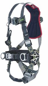 Miller Rknarrl qc bdp Harness With Removable Belt