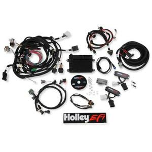 Holley Fuel Injection Harness 550 617 For 1999 2004 Ford 4 6 5 4l Mod 4v