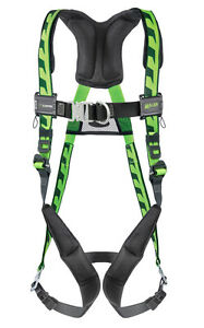 Miller Acf qc Aircore Harness With Quick Connect Leg Strap