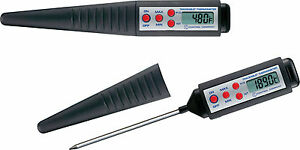 Control Company 4050 Thermometer Digital F Pkt Mdl