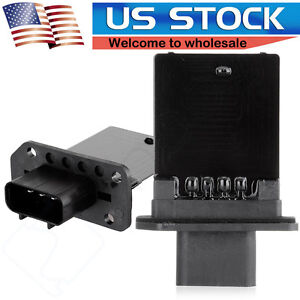 Front A C Heater Blower Motor Resistor Fit 2004 2013 Ford F 150 4p1361 53 69629