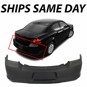 New Primered Bumper Cover Replacement For 2011 2014 Dodge Avenger 68081863ac Car