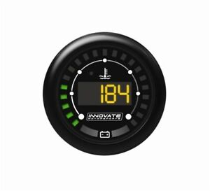 Innovate Mtx Digital Series Water Temperature Temp Battery Voltage Gauge Kit