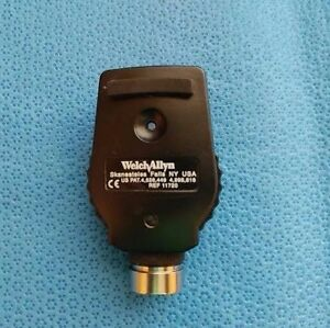 Welch Allyn Halogen Coaxial Ophthalmoscope 3 5v Head Only 11720 Excellent Cond
