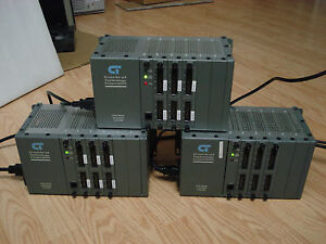 lot Of 3 Ct Control Technology 2700 5 Series Automation Controller