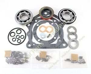 Gmc Chevy Muncie 318 Transmission Rebuild Kit 1954 1969 3 Speed W O Overdrive