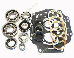 Fits Toyota Manual Transmission Overhaul Rebuild Kit W55 W56 W58 5 Speed 1978 91