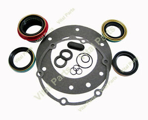 Transfer Case Gasket Seal Kit Np 242 Np242 Jeep Dodge Hummer 1995 On Re Seal