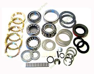 Gm Ford Chevrolet T5 Manual Transmission Overhaul Rebuild Kit 5 Speed