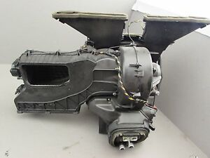 2007 Mini Cooper Base R56 Heater Core Temperature Box Housing Assembly Oem