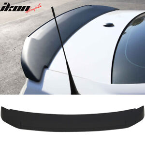 Fits 10 14 Ford Mustang Coupe 2dr Shelby Gt V6 Gt500 Rear Trunk Spoiler Wing Abs