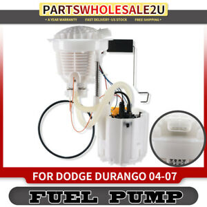 Electric Fuel Pump Module Assembly Unit For Dodge Durango 04 07 3 7 4 7l 5 7l