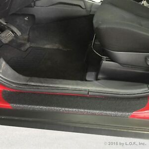 2010 18 Mitsubishi Outlander Sport Asx 6pc Door Sill Step Protector Shield Pads