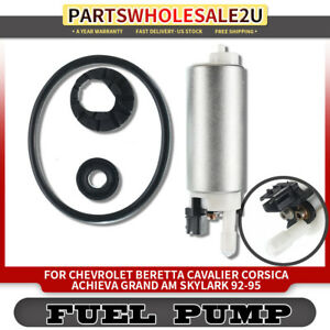 Fuel Pump For Chevrolet Beretta Cavalier Corsica Achieva Grand Am 92 95 Sunbird