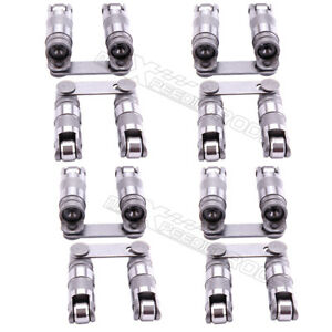 16 Retro Fit Hydraulic Link Bar Roller Lifter For Ford 302 289 221 400 351 351w