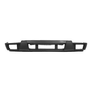 New Textured Lower Front Bumper Cover For 2004 2012 Gmc Canyon Chevy Colorado