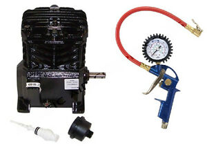 2wgx6 Speedair Replacement Pump Less Flywheel Cast Iron Pump With Free Promo