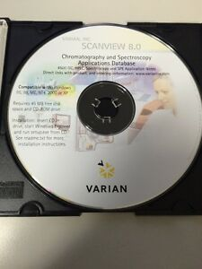 Varian Scan View 8 0 Software 4500 Gc Hplc Spe Application Notes