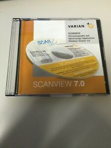 Varian Scan View 7 0 Software 4000 Gc Hplc Spe Application Notes