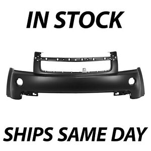 New Primered Front Bumper Cover Replacement For 2007 2008 2009 Chevy Equinox