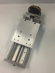 Z Axis Slide 6 7 Travel For Cnc Router 3d Printer Plasma Linear Motion