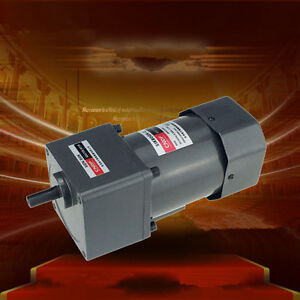 220vac Vertical Micro Gear Motor 60w 5ik60gn Constant Speed High Torque